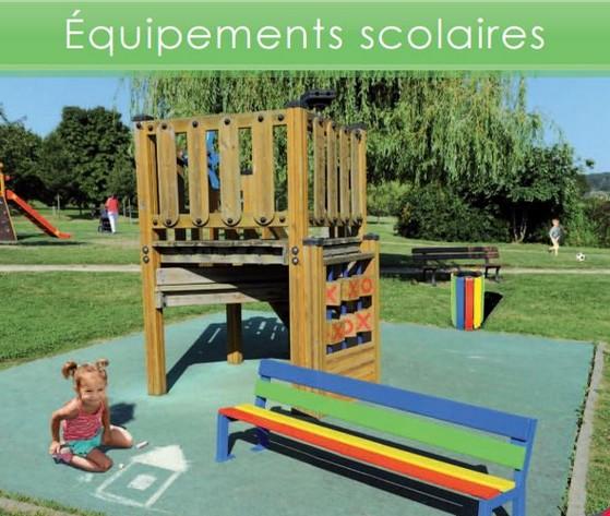 Catalogue equipement scolaire