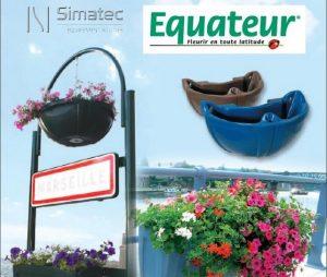 catalogue fleurissement simatec