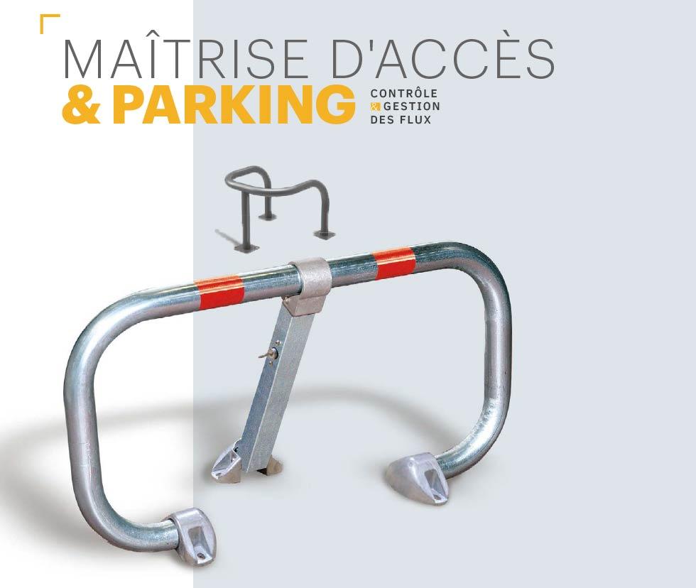 Catalogue mobilier urbain - acces