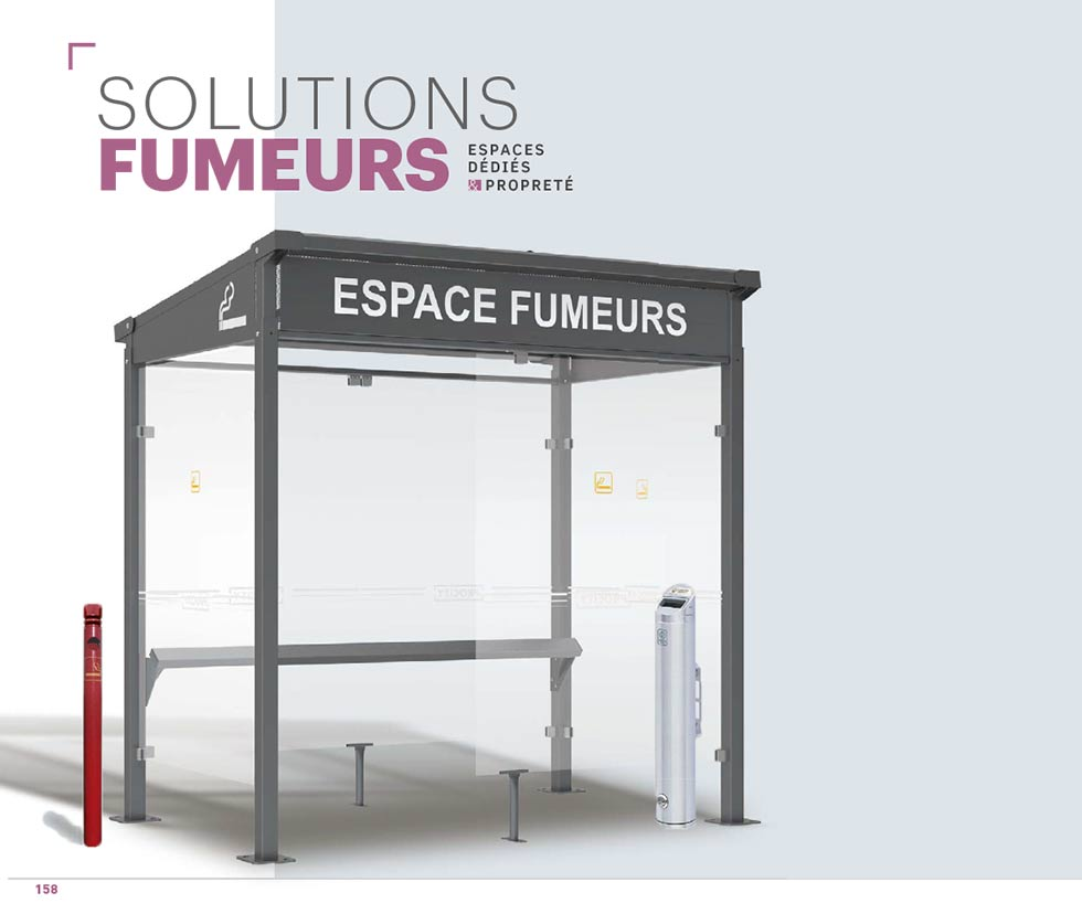 Solutions fumeurs