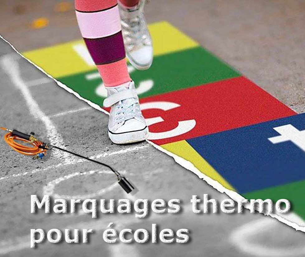 Catalogue des jeux en thermoplastique pour ecoles